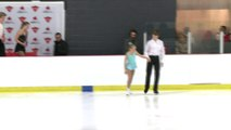 2017 SC Challenge Pre-Novice Pair - Brooke McIntosh, Brandon Toste