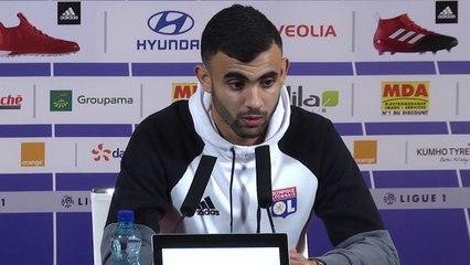Ghezzal répond à l'intérêt de l'Atlético Madrid