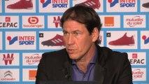 Foot - L1 - OM : Garcia «J'ai confiance en Gomis et en Thauvin»