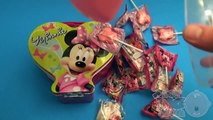 Baby Big Mouth Surprise Egg Lunchbox! Disney Minnie Mouse Edition! With a JUMBO Surprise Egg!