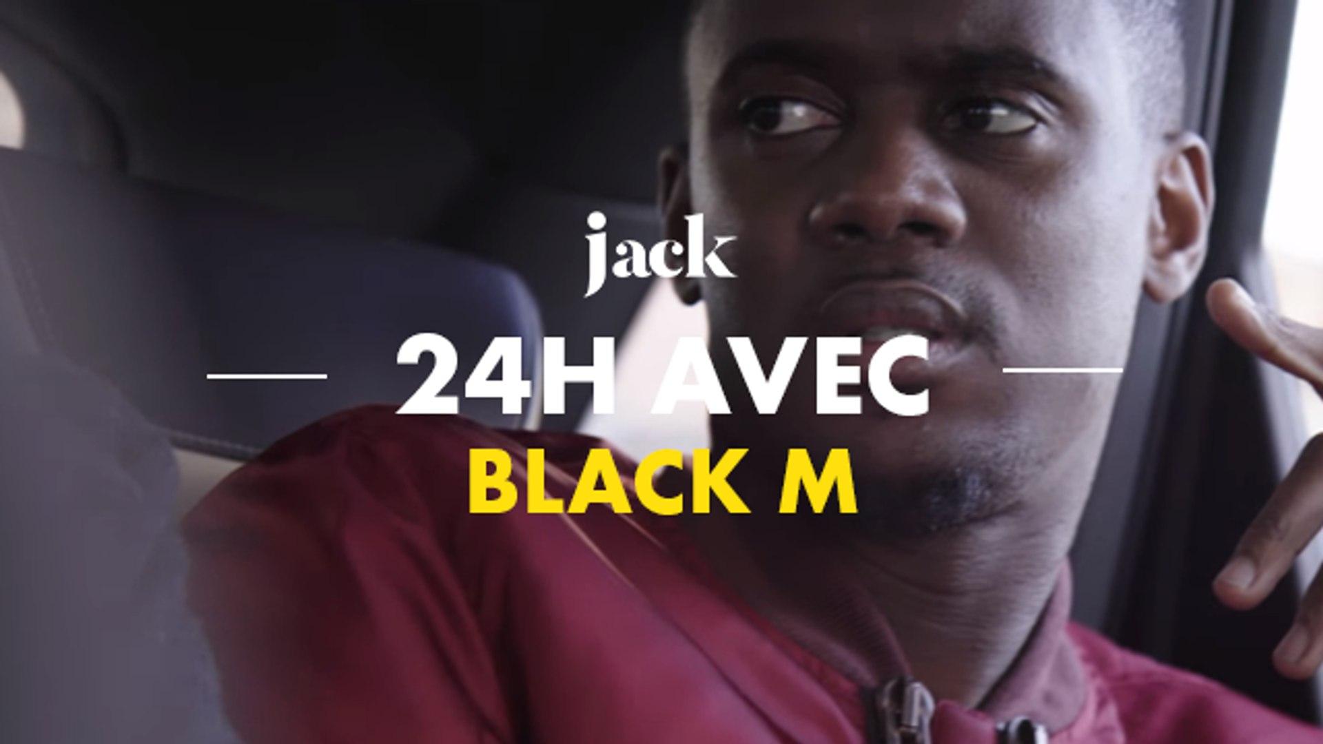 24 heures avec Black M | JACK
