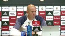 """Espagne: Zidane veut rester à Madrid """"toute sa vie"""""""