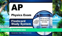Price AP Physics Exam Flashcard Study System: AP Test Practice Questions   Review for the Advanced