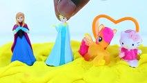 DIY-Wie man Perfekt Spielen Doh Bälle Mächtigen Spielzeug Knete Emoji-Und Mickey-Mouse-Spiel-Teig