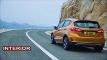 2017 Model Ford Fiesta iç tasarım özellikleri tanıtım videosu