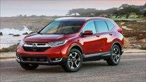 2017 Model Honda CR-V Özellikleri tanıtım videosu