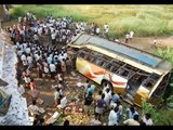 Bus Accidents In India, Funny Accidents In India
