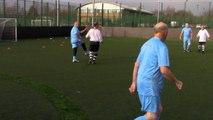 ALFA v. Tameside Striders walking football