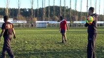 Alpes-de-Haute-Provence : À Digne-les-Bains, les migrants se sont mis au rugby