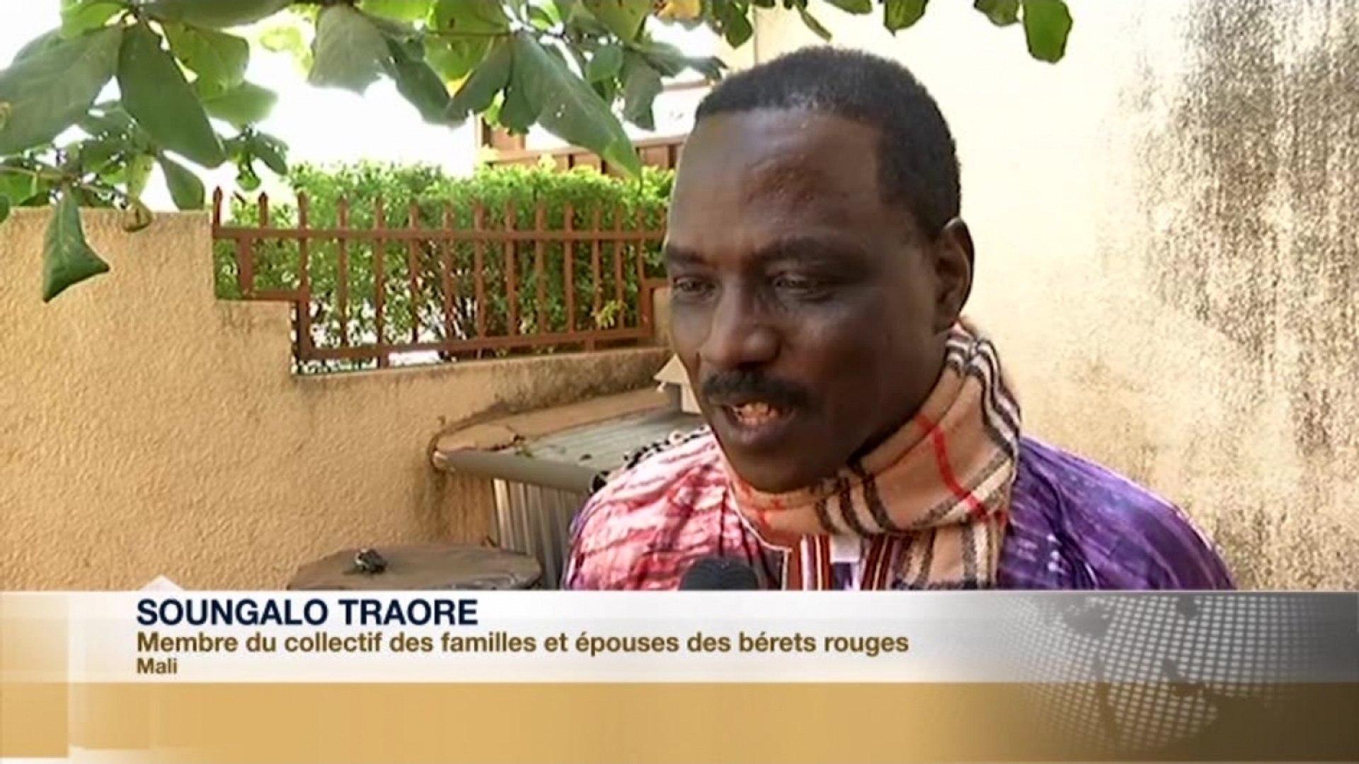 Mali, Ouverture du procès d'Amadou Haya Sanogo à Sikasso