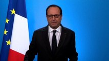 Francia, Hollande annuncia che non si ricandida alla presidenza