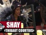 Shay parle de Thibaut Courtois dans Planète Rap