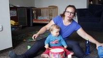 activités avec bébé 11 mois et enfant 2 ans et demi