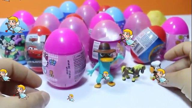 surprise eggs disney collector | surprise eggs | kinder eggs | egg surprise | kinder surprise eggs