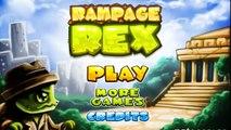 Rampage Rex - Platform Games - Videos games for Kids - Girls - Baby