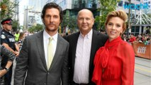 Matthew McConaughey and Scarlett Johansson Featured in First 'Sing' Clip