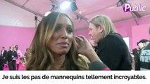 "Jasmine Tookes (Ange Victoria's Secret) : ""Alessandra, Adriana, Tyra Banks... Je ne sais pas pourquoi je suis sur la même liste !"""