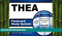 FAVORIT BOOK THEA Flashcard Study System: THEA Test Practice Questions   Exam Review for the Texas