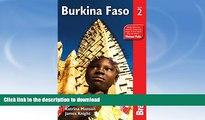 READ BOOK  Burkina Faso (Bradt Travel Guide Burkina Faso)  PDF ONLINE