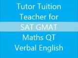 GMAT SAT GRE TOEFL IELTS COACHING INSTITUTE GURGAON GMATTRAINERS.COM