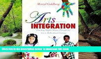 Pre Order Arts Integration: Teaching Subject Matter through the Arts in Multicultural Settings