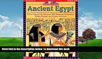 Pre Order Read-Aloud Plays: Ancient Egypt: 5 Short Plays for the Classroom With Background