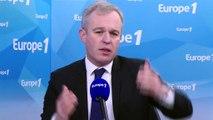 """François de Rugy : """"Si Manuel Valls veut se présenter, il faut qu'il le dise rapidement"""""""