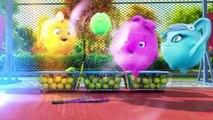 Солнечные зайчики 1 сезон 17 серия Большой теннис