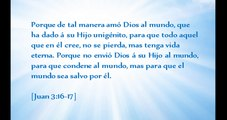 Porque hay un Dios, asimismo un mediador entre Dios y los hombres, Jesucristo hombre