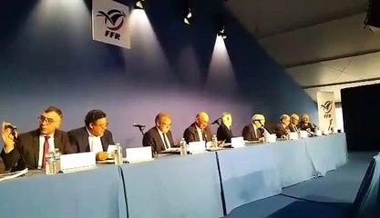 Beaucoup de monde pour l'assemblée générale de la FFR