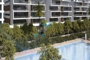 for sale apartment 204 m with garden view in lake view residence Compound