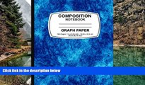 Buy Graph Paper Notebook Graph Paper Notebook: Blue Marble,Graph Paper Notebook, 7.5 x 9.25, 160