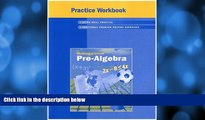 Audiobook McDougal Littell Pre-Algebra: Practice Workbook, Student Edition MCDOUGAL LITTEL