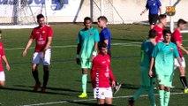 [HIGHLIGHTS] FUTBOL (Juvenil A): Gimnàstic - FC Barcelona (1-2)