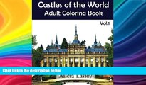 Price Castles of the World : Adult Coloring Book Vol.1: Castle Sketches For Coloring (Castle