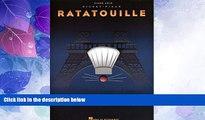 Online  Ratatouille Disney Pixar Piano Solo Full Book Download