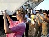 Kerkennah fete le nouveau bateau, clip 4