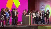 """Interventions """"Non au recul républicain"""" avec Emmanuelle Cosse - Grande Convention Nationale de la Belle Alliance Populaire"""