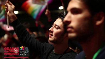 Paroles de militants à la Grande Convention Nationale de la Belle Alliance Populaire