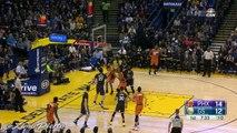 Phoenix Suns vs Golden State Warriors - 1st Half Highlights   December 3, 2016   2016-17 NBA Season