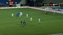 1-0 Mehdi Bourabia Goal Bulgaria  A Grupa - 03.12.2016 Levski Sofia 1-0 Slavia Sofia