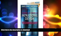 FAVORIT BOOK Trends and Issues in Instructional Design and Technology (3rd Edition) PREMIUM BOOK