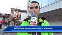 Hautes-Alpes : Serre-Chevalier a lancé la saison d'hiver ce samedi