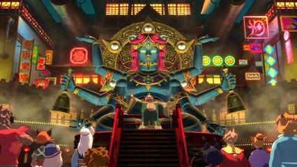 PSX 2016 Trailer de Ni no Kuni 2 : L'Avènement d'un nouveau Royaume