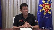 Duterte dice que Trump elogió su política antidrogas