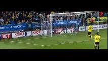 Burton Albion VS Rotherham United 2-1 Highlights Championship 03/12/2016