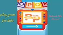 Kids Learn to Write Alphabet - Pocoyo Alphabet - ABC Educational Games For Children Preschoolers