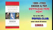 National Audubon Society Field Guide to North American Birds, Western Region