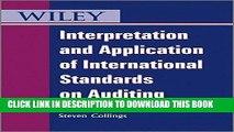 [PDF] Mobi Interpretation and Application of International Standards on Auditing Full Download