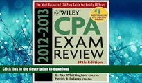 Pre Order Wiley CPA Examination Review, Outlines and Study Guides (Volume 1) Patrick R. Delaney